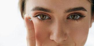 soczewki kontaktowe
